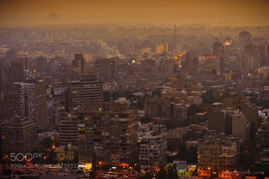 Photograph Pyramids, Cairo by Lukas  on 500px