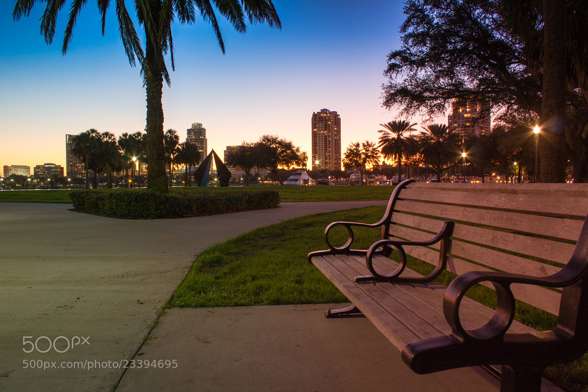 Photograph Vinoy Park by Ashwin Visvanathan on 500px