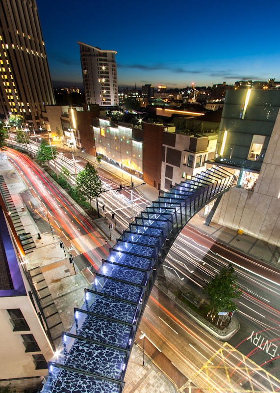 Photograph Cabot Circus (Bristol) by Richard Price on 500px