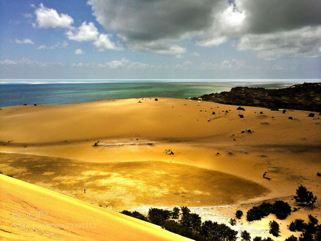 Photograph Golden sands by André Quartin Santos on 500px