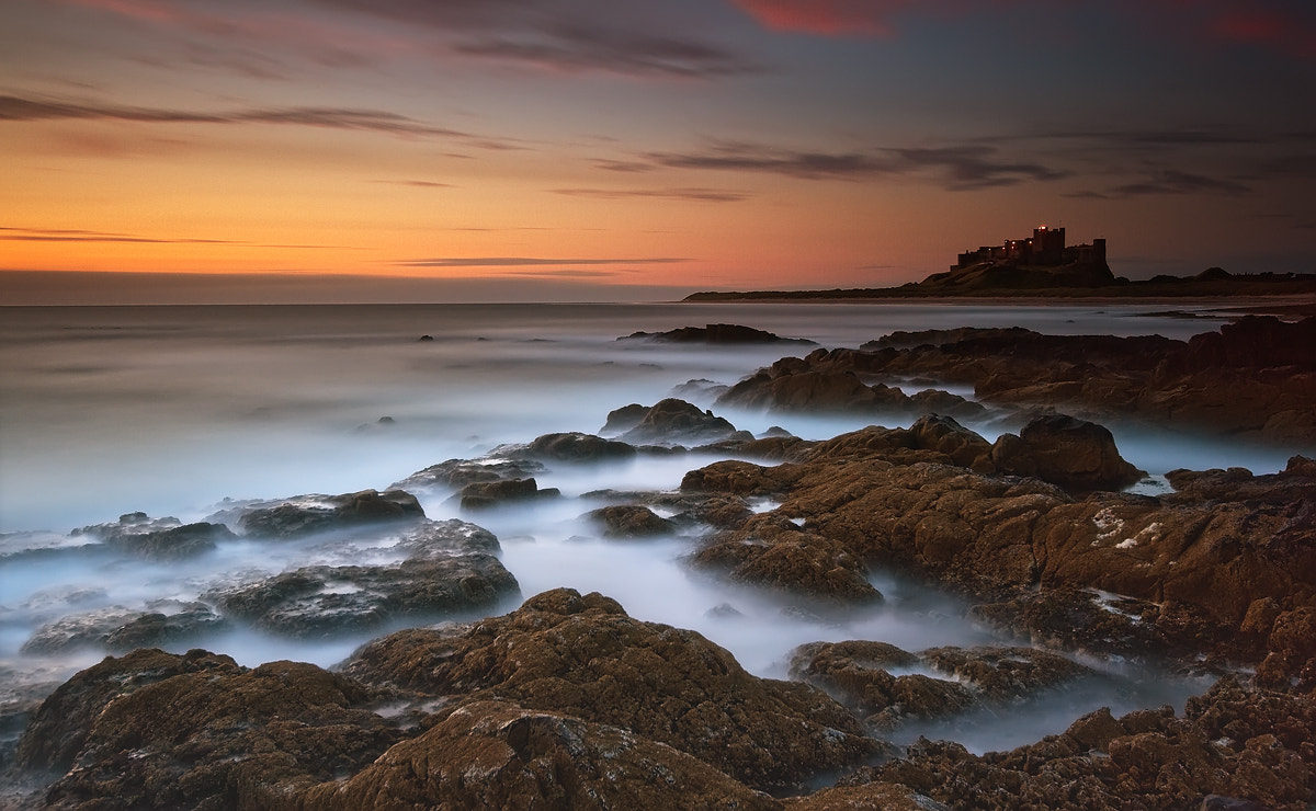 Photograph Bamburgh Before Sunrise by Mark Southgate on 500px