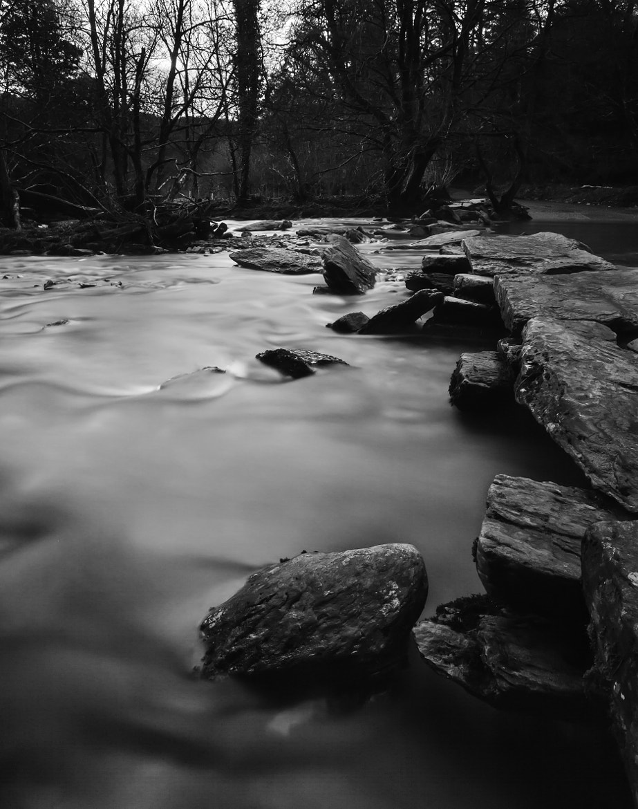 Photograph Tarr Steps after the stor by Jonathan Simons on 500px