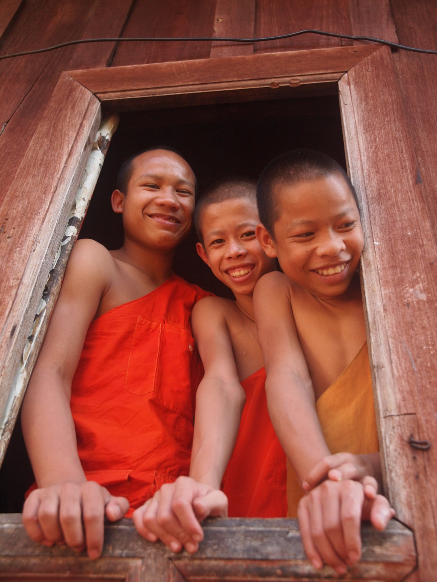 Photograph Greetings from Laos by Jodie Taylor on 500px