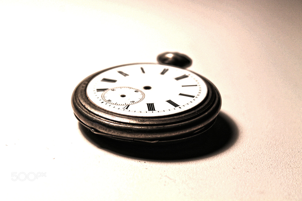 Photograph clock's ticking by hendrik daniels on 500px