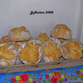 pão caseiro ....homemade bread by Jose Heitor (jheitor)) on 500px.com