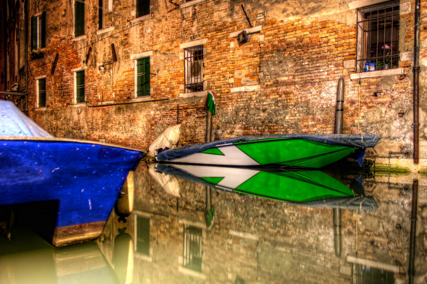 Photograph Venice – Perfect Mirror by Nico Trinkhaus on 500px