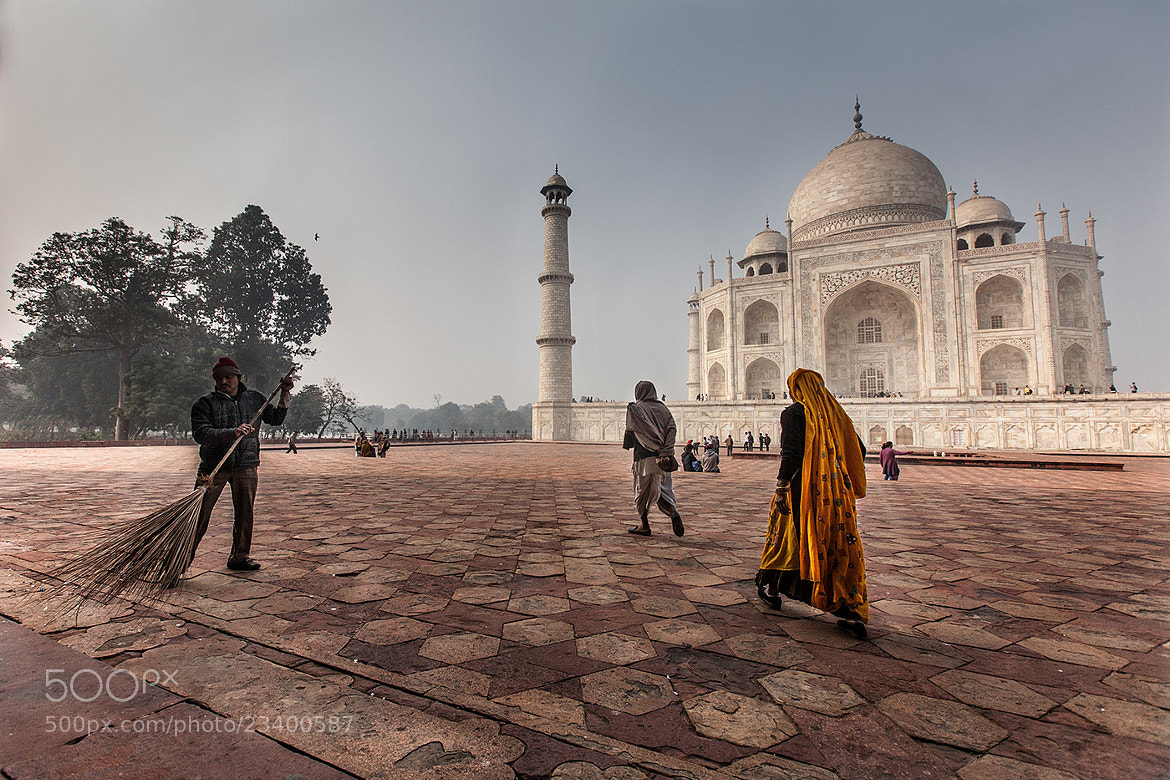 Photograph Taj Mahal by Marina Sorokina on 500px