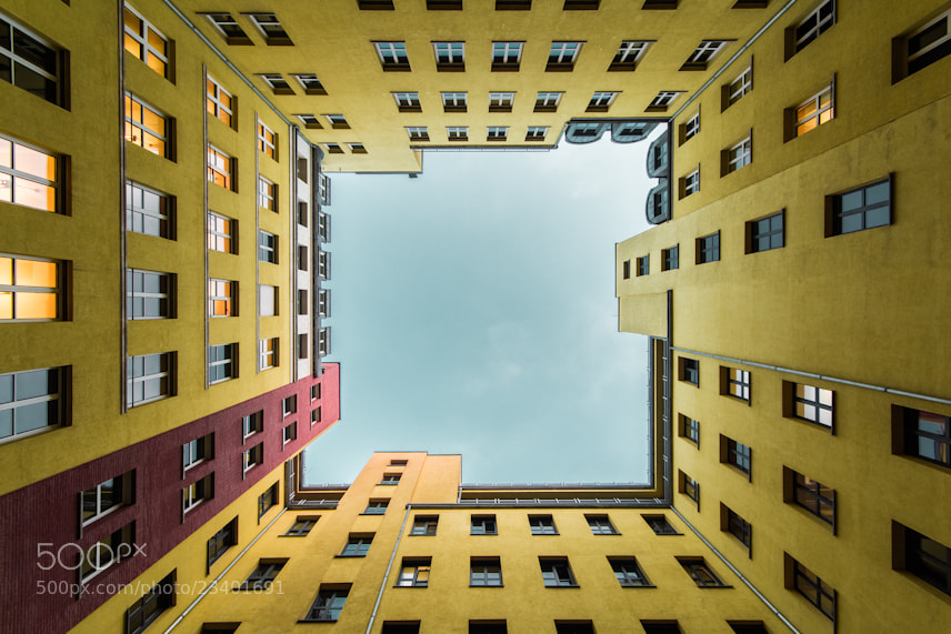 Photograph Distorted Square by Philipp Götze on 500px