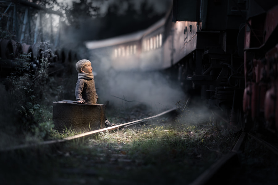 say goodbye by Iwona Podlasińska on 500px.com