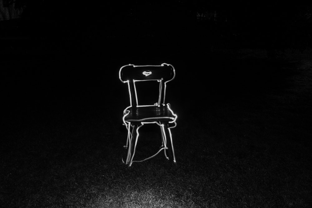 Photograph Lighting Chair by bleit66 on 500px