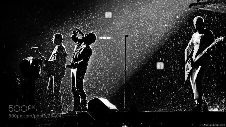 Photograph U2 by Alexander Matukhno on 500px