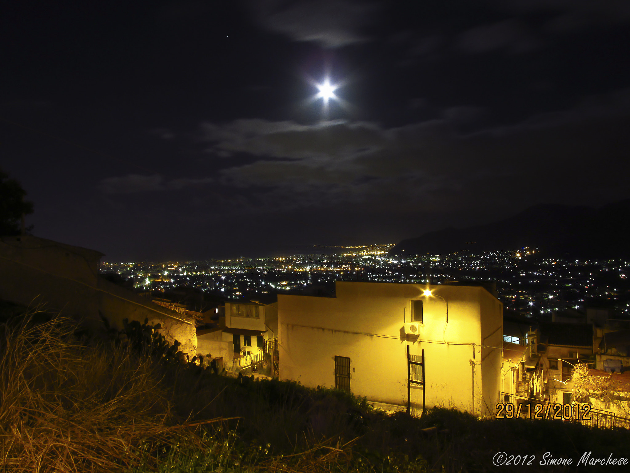 Photograph palermo by night by simone marchese on 500px