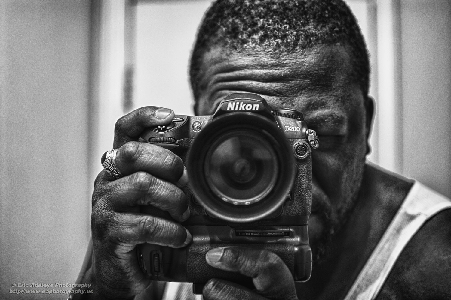 Photograph Project 365: 308/365 - Reflection by Eric H. Adeleye on 500px