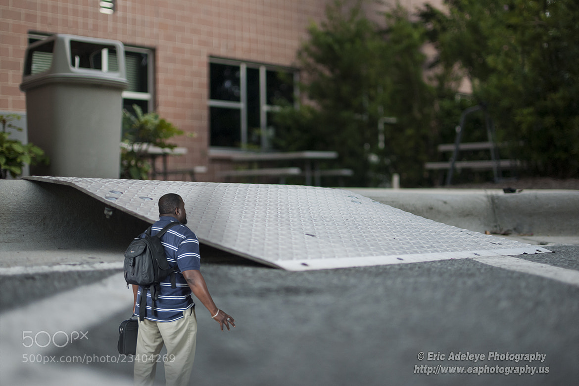 Photograph Project 35: 360/365 - Going to Work by Eric H. Adeleye on 500px