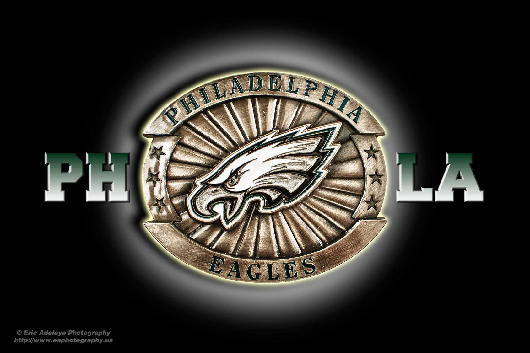 Photograph Project 365: 313/365 - Philadelphia Eagles by Eric H. Adeleye on 500px