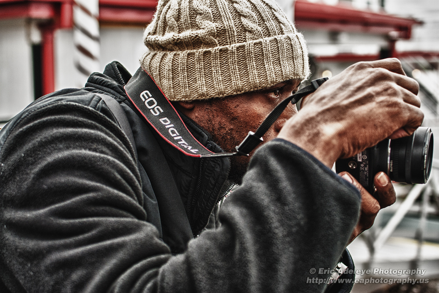 Photograph Jerome by Eric H. Adeleye on 500px
