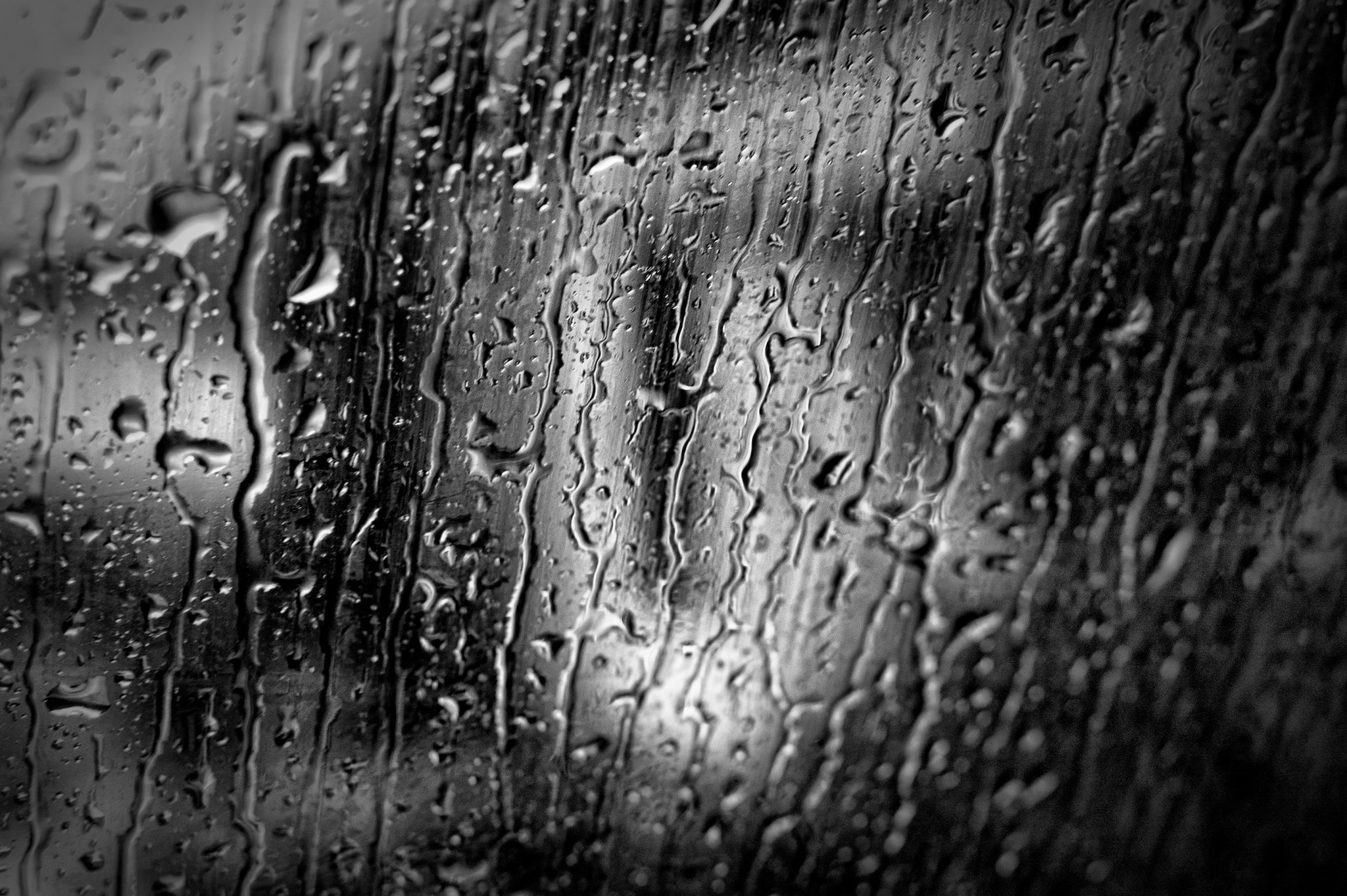 Photograph Rain Beads by Marcus Allen on 500px