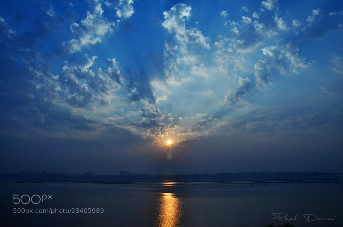 Photograph The Morning Bliss by Pinal Desai on 500px