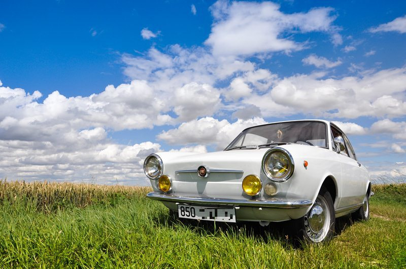 Photograph Fiat 850 by sander chauvel on 500px