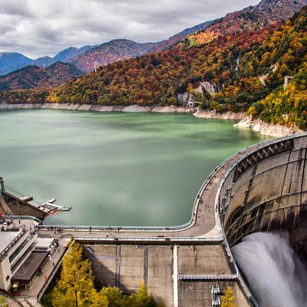 Kurobe Dam (2)