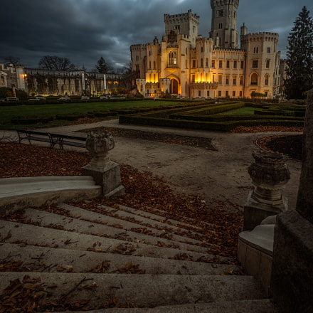 Haunted Castle ? ? ??