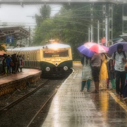 Chennai & Rains.