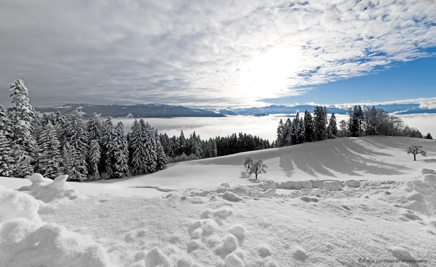 Photograph Winterlandscape by David Lahnsteiner on 500px