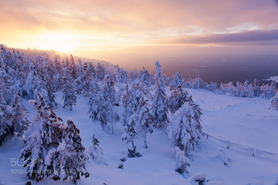 Photograph Sunset at Kachkanar mountain by Alexei Mikhailov on 500px