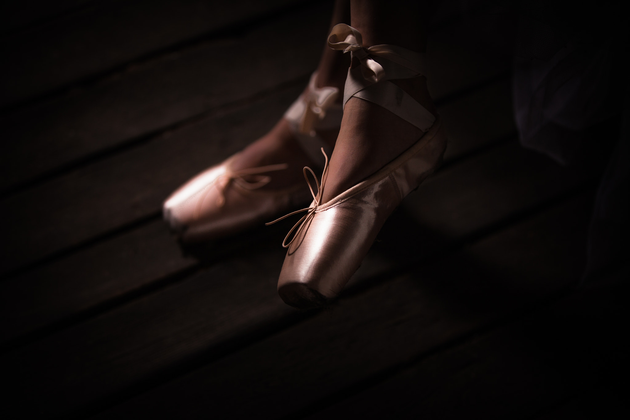Photograph ballet shoes by Axel Lauer on 500px
