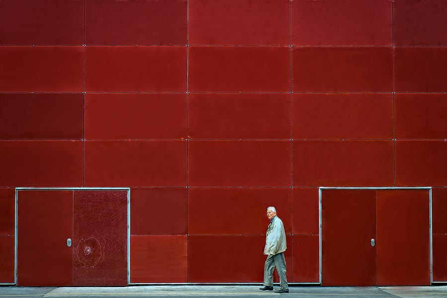 Photograph On The Red Side by Darko Eterovic on 500px