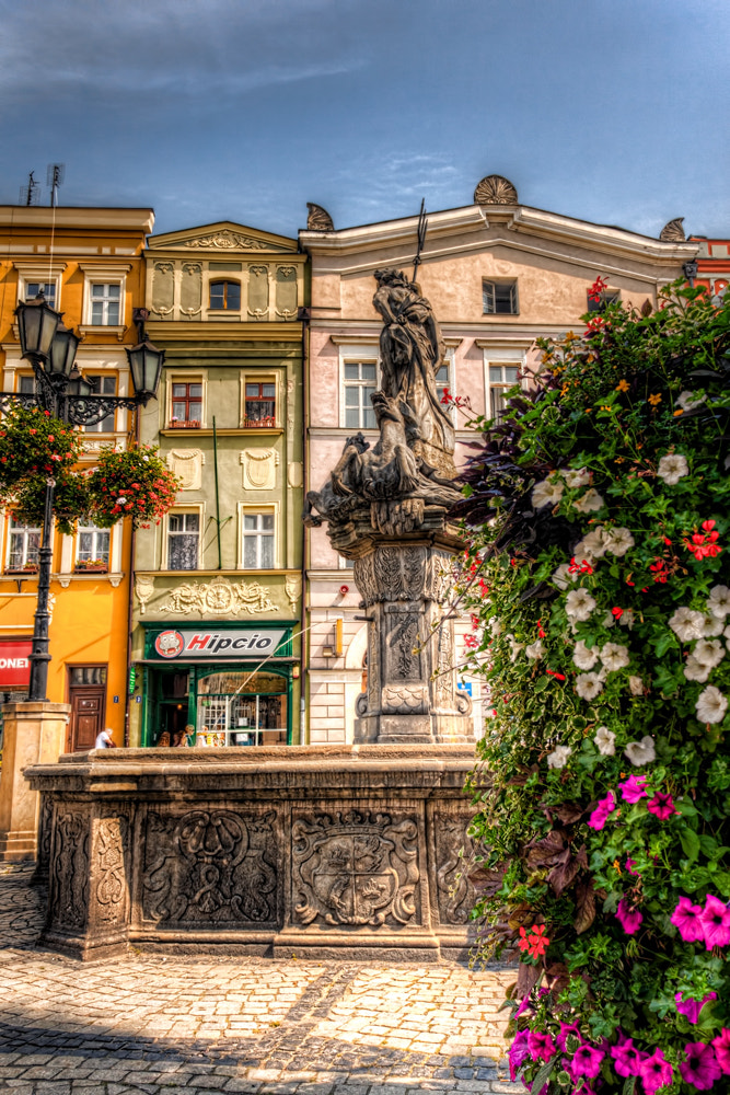 Photograph Świdnica Rynek – Fountain by Nico Trinkhaus on 500px