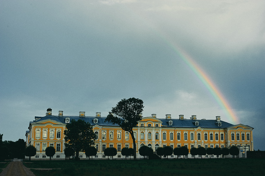 Is there a treasure at the end of the rainbow? by Jere Ketola on 500px.com