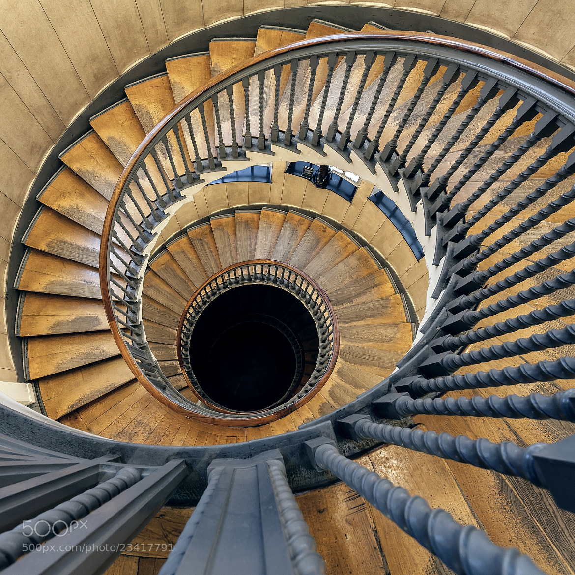 Photograph Downward Helix by Mike Barber on 500px
