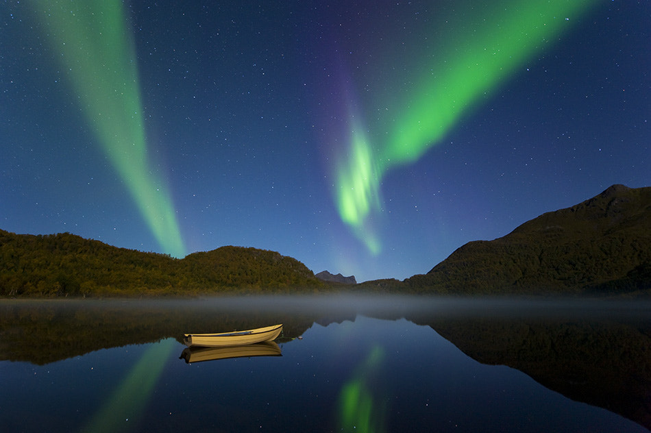 Photograph September Nights by Øystein Lunde Ingvaldsen on 500px