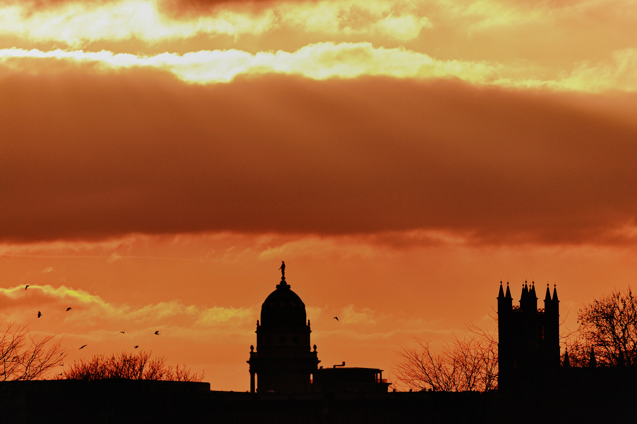 Photograph sunset in Berlin by Mahmut Islam on 500px