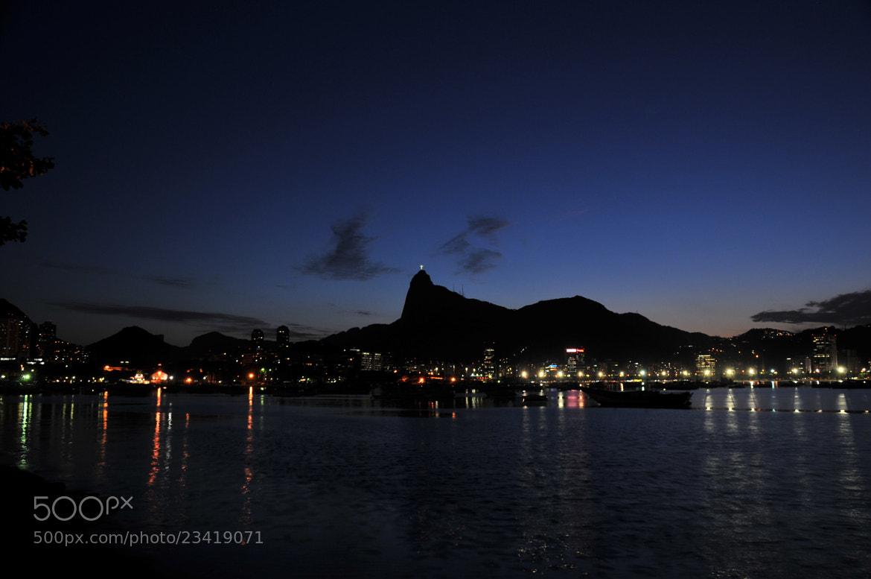 Photograph Rio de Janeiro at Night by Bert Kohlgraf on 500px
