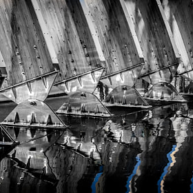 Abstract reflections by Maciej Kotas (MaciejKotas)) on 500px.com