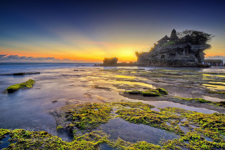 Photograph Tanah Lot by Dipta Nandana on 500px