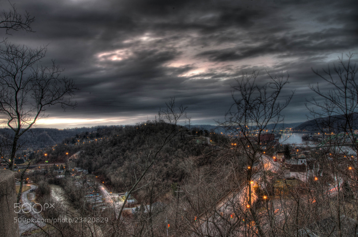 Photograph Spooky HDR by Jason Foose on 500px