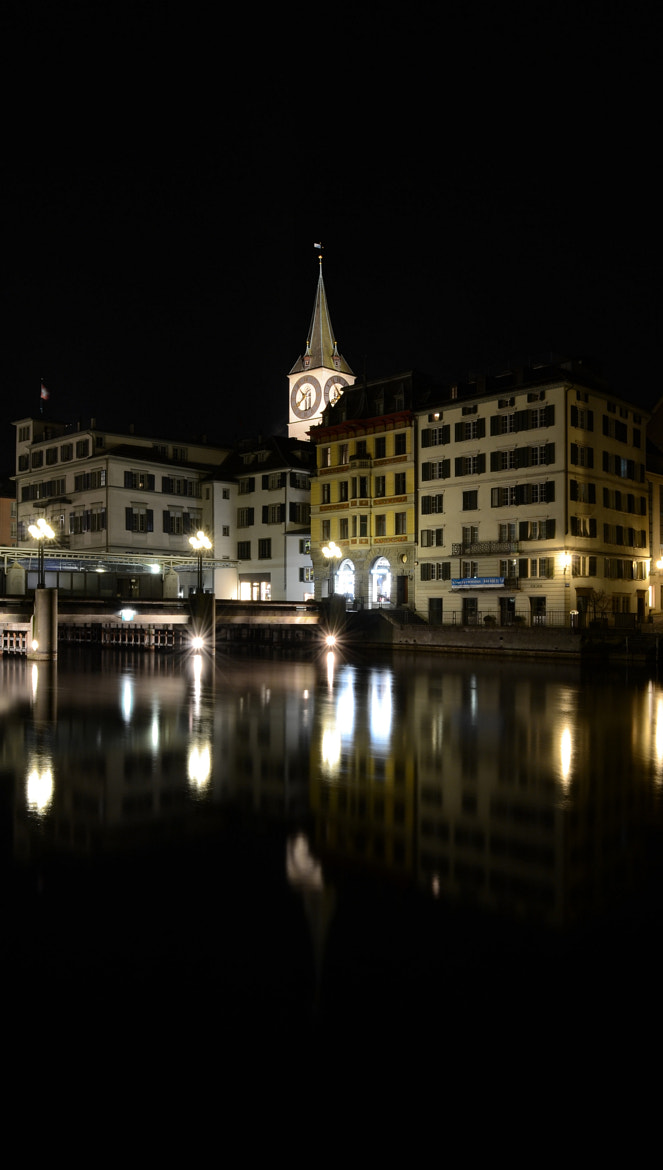 Photograph midnight in zurich by Mahmut Islam on 500px