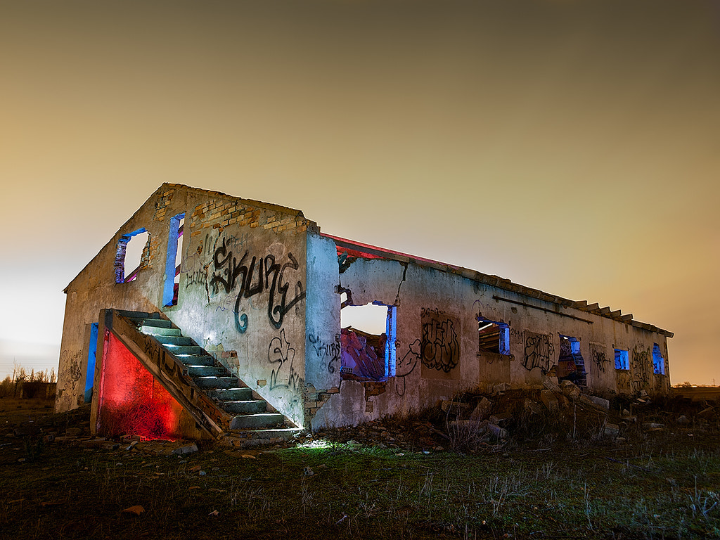Photograph Haunted House V2 by Juan Carlos Martin on 500px