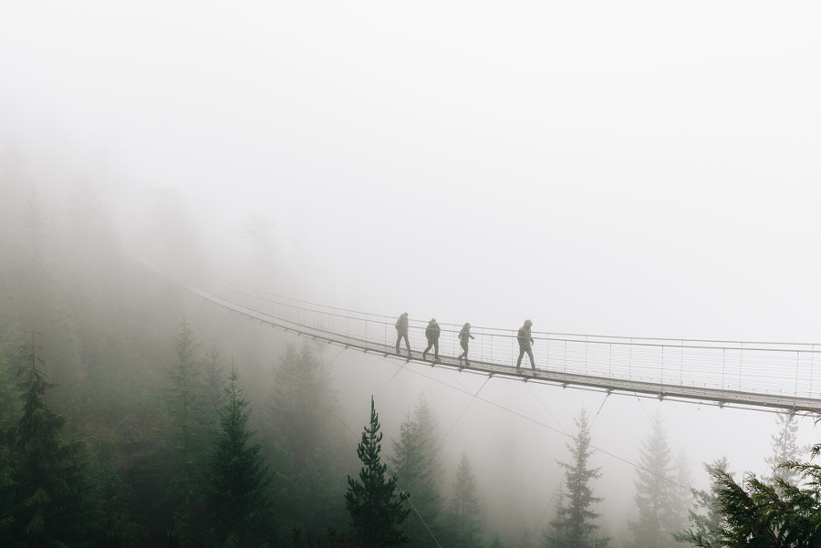 Bridge Crossings by Hayden Scott on 500px.com
