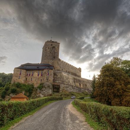 Kost (gothic castle). Czech Republic
