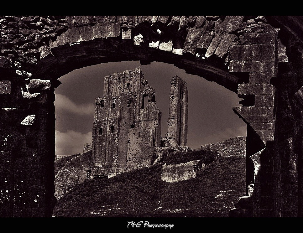 Photograph forgotten stronghold by T&G Photography  on 500px