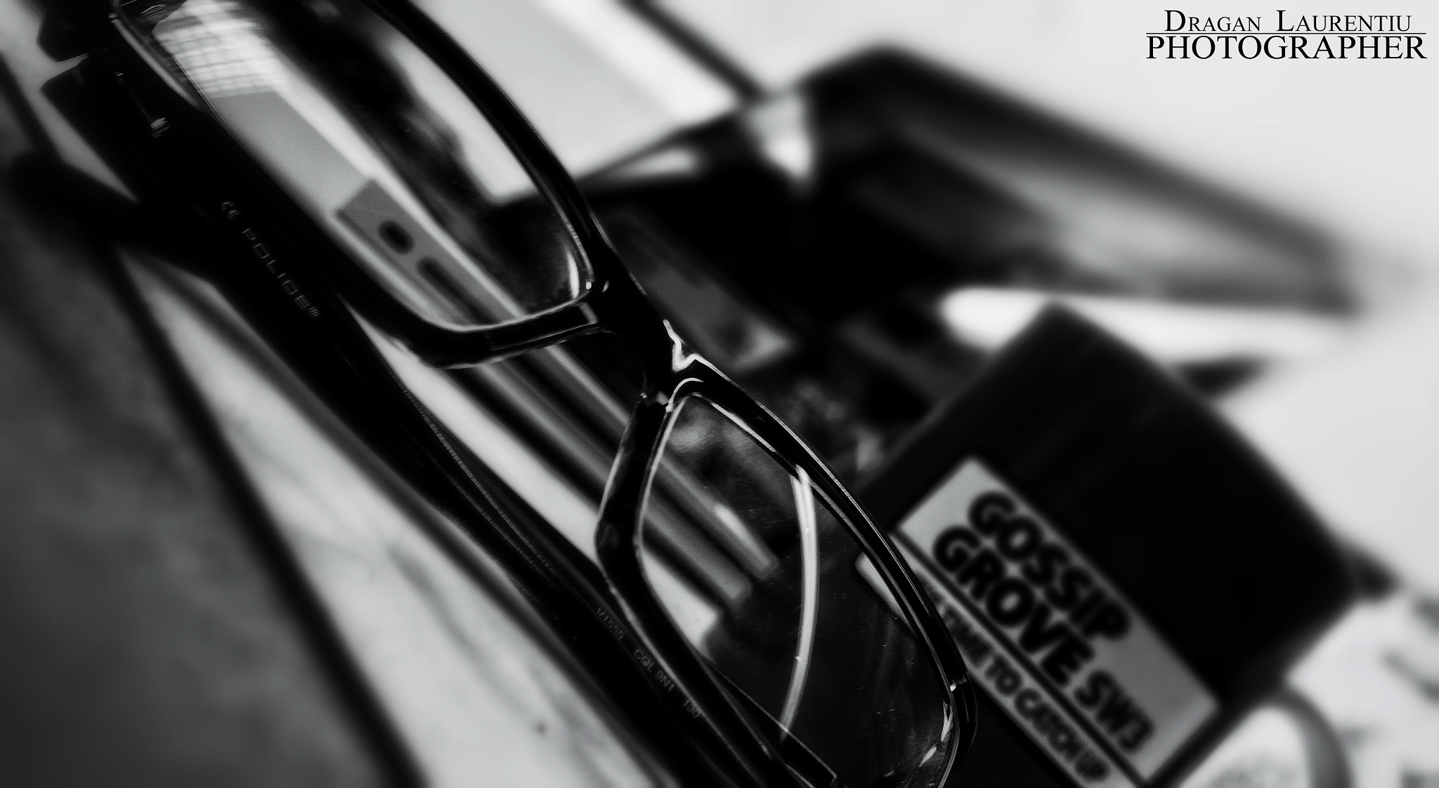 Photograph Glasses pbscire by Laur Dragan on 500px