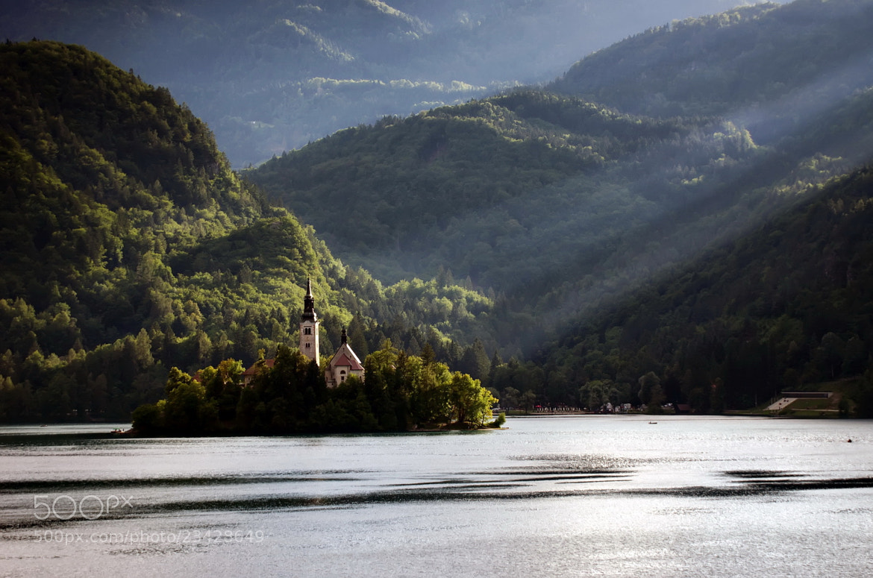 Photograph Bled Island, Slovenia by darko F.pristov on 500px