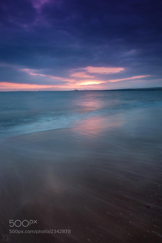 Photograph Portobello Beach by Zain Kapasi on 500px