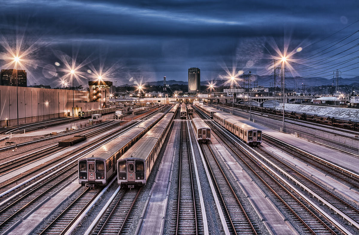 Photograph public transportation by Eric  on 500px