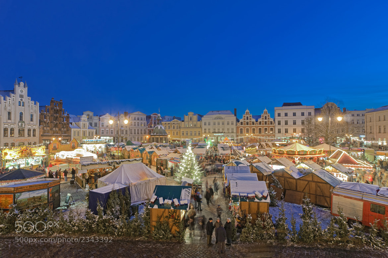 Photograph Wismar Winter Scenery by Dipta Nandana on 500px