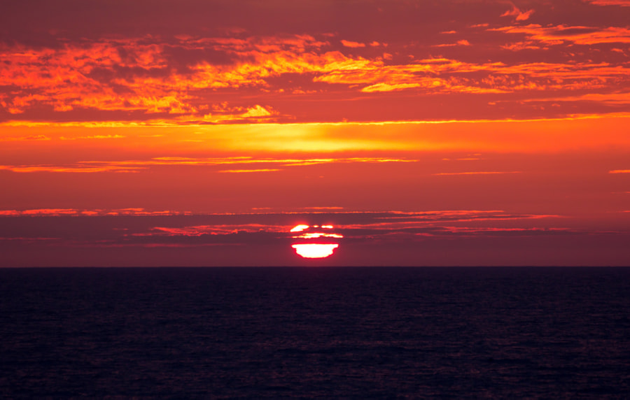 Sunset in the Kara sea by Marat Musin on 500px.com